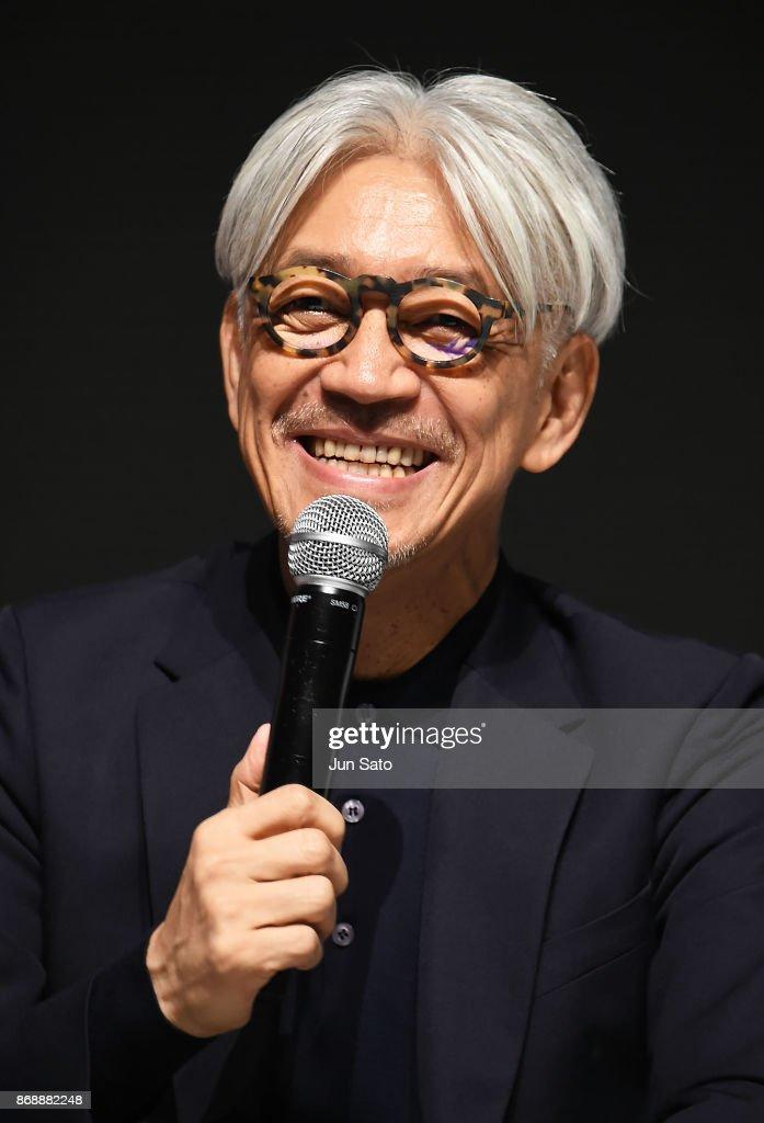 30th Tokyo International Film Festival - 'Ryuichi Sakamoto: Coda' Stage Greeting