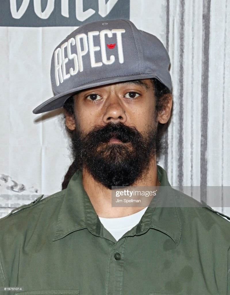 "Build Presents Damian ""Jr. Gong"" Marley Discussing His New Album ""Stony Hill"""