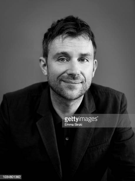 Musician Damon Albarn is photographed for Self Assignment on May 2017 in Paris France