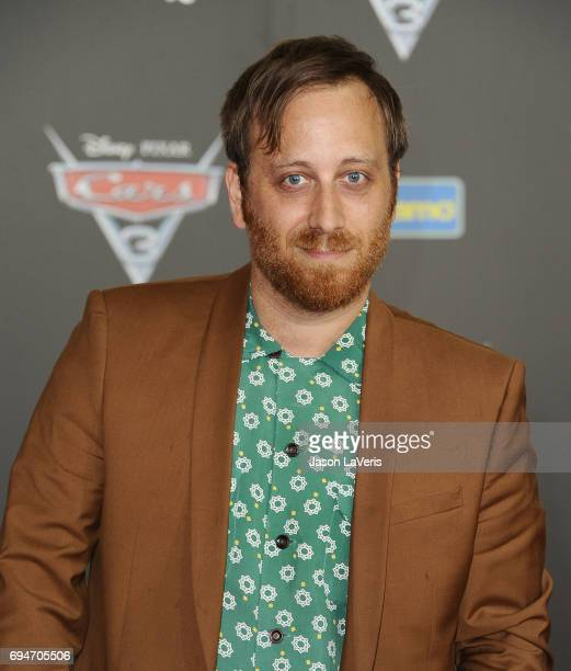 Musician Dan Auerbach of The Black Keys attends the premiere of 'Cars 3' at Anaheim Convention Center on June 10 2017 in Anaheim California