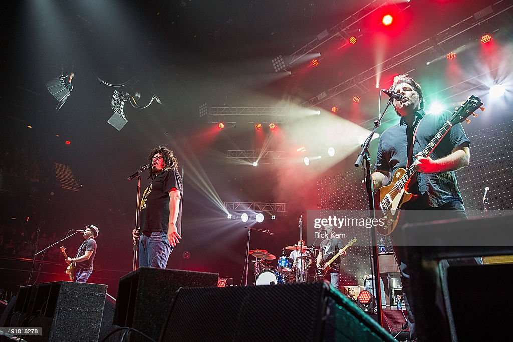 Counting Crows In Concert - Austin, TX