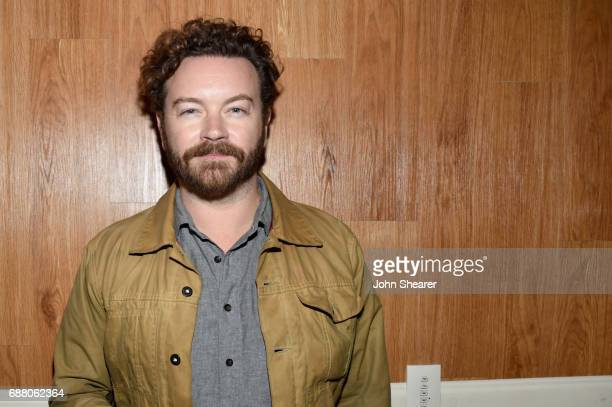 Musician Danny Masterson poses backstage at the Dylan Fest at Ryman Auditorium on May 24 2017 in Nashville Tennessee