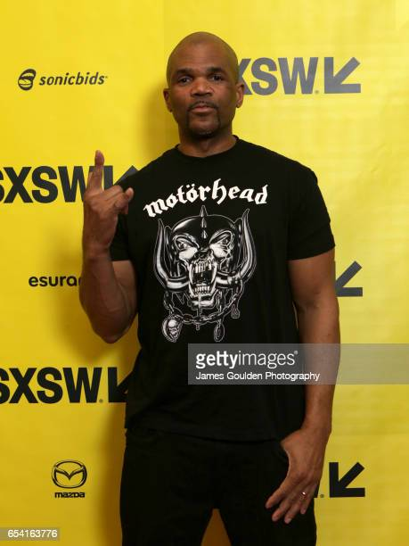 "Musician Darryl ""DMC"" McDaniels attends 'A Conversation With DMC' during 2017 SXSW Conference and Festivals at Austin Convention Center on March 16..."