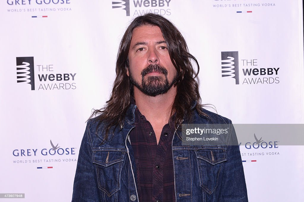 GREY GOOSE Vodka Hosts The 19th Annual Webby Awards : News Photo