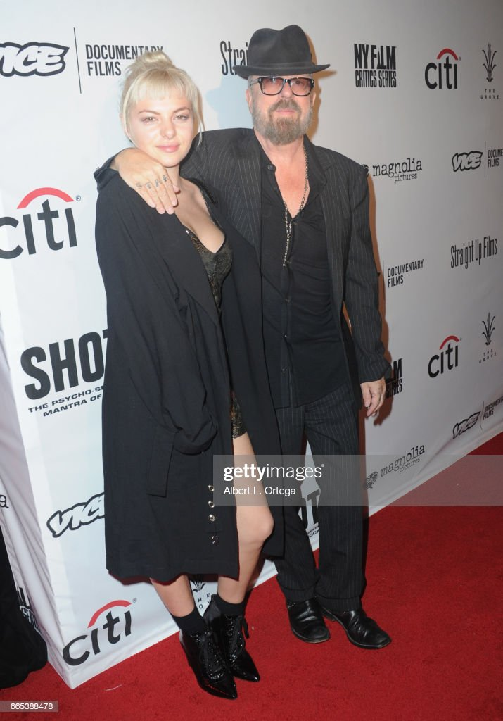 "Premiere Of ""SHOT! The Psycho-Spiritual Mantra of Rock"" - Arrivals"
