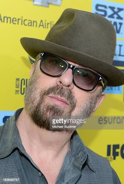 Musician Dave Stewart arrives at the screening of 'In Your DreamsStevie Nicks' during the 2013 SXSW Music Film Interactive Festival at the Paramount...