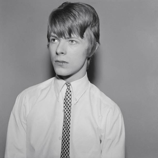 David Bowie Portrait Session