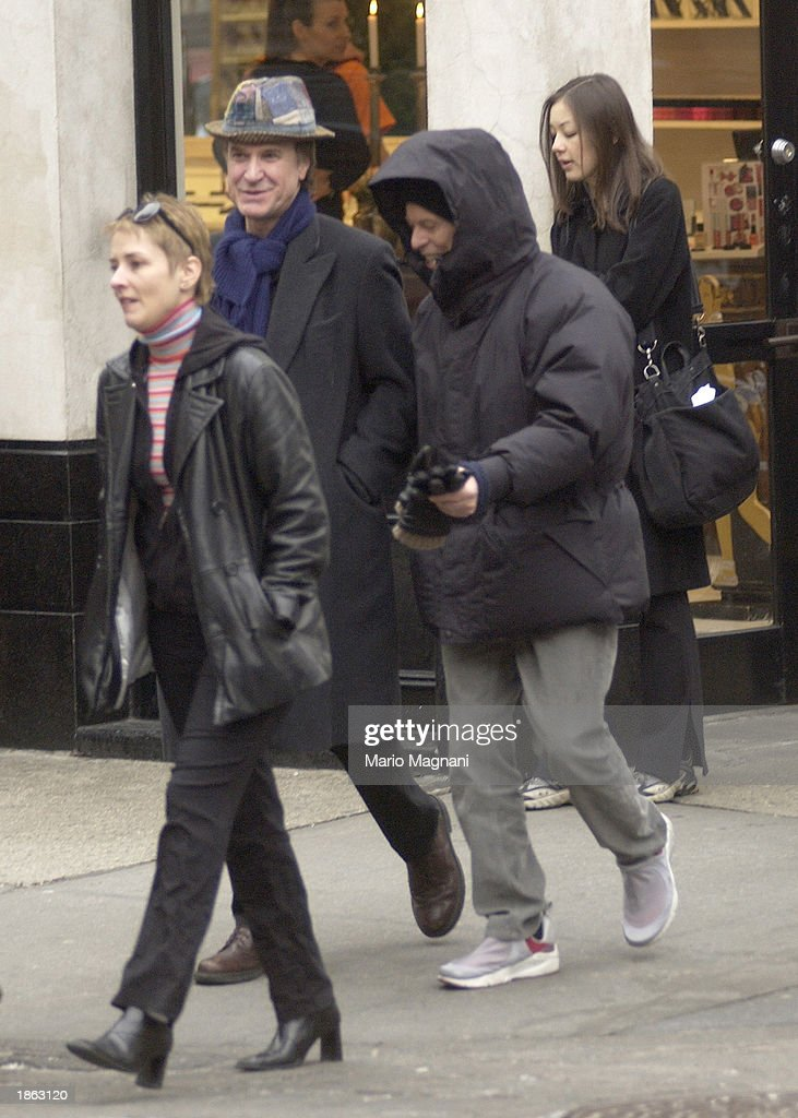 David Bowie In New York's Soho : News Photo