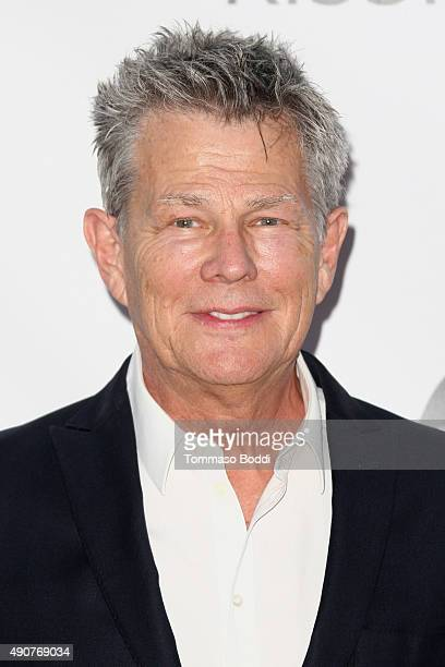 Musician David Foster attends the 2015 LA's Promise Gala held at Universal Studios Hollywood on September 30 2015 in Universal City California