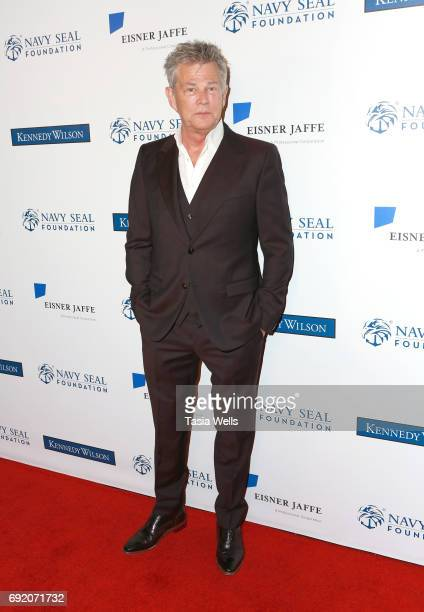 Musician David Foster attends the 2017 Los Angeles Evening of Tribute Benefiting the Navy SEAL Foundation on June 1 2017 in Beverly Hills California