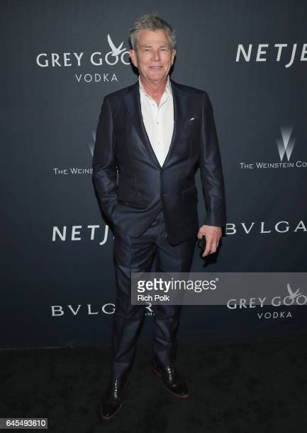 Musician David Foster attends The Weinstein Company's PreOscar Dinner in partnership with Bvlgari and Grey Goose at Montage Beverly Hills on February...