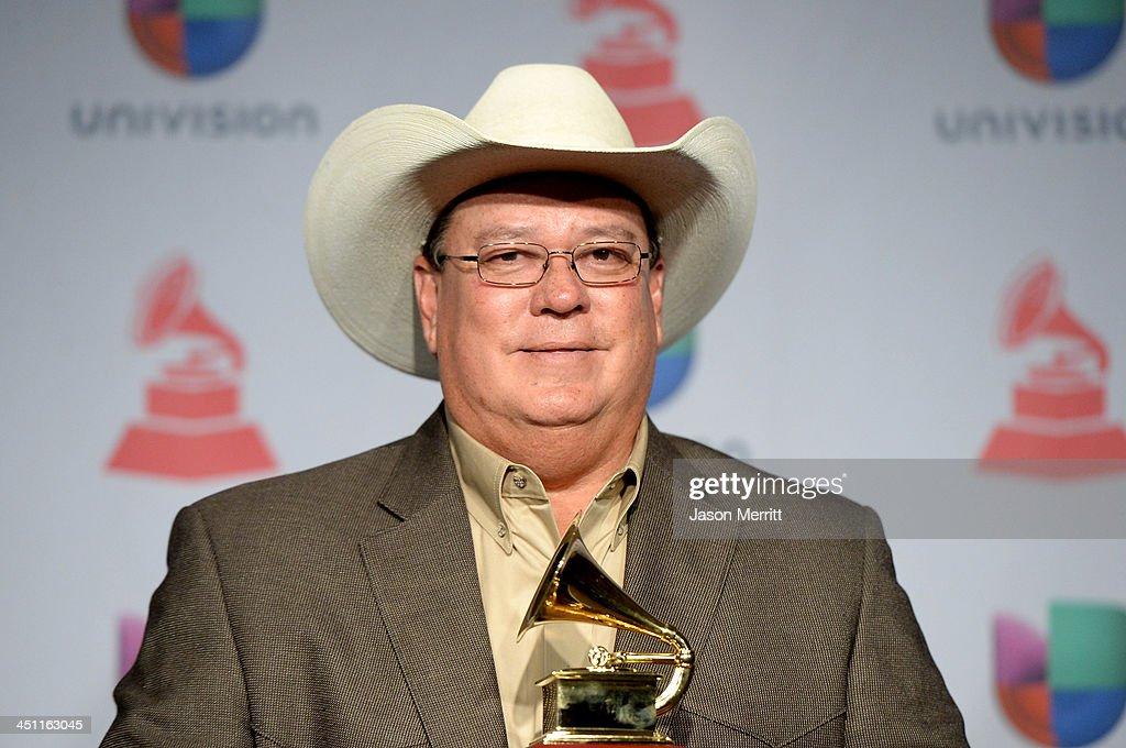 The 14th Annual Latin GRAMMY Awards - Press Room : News Photo