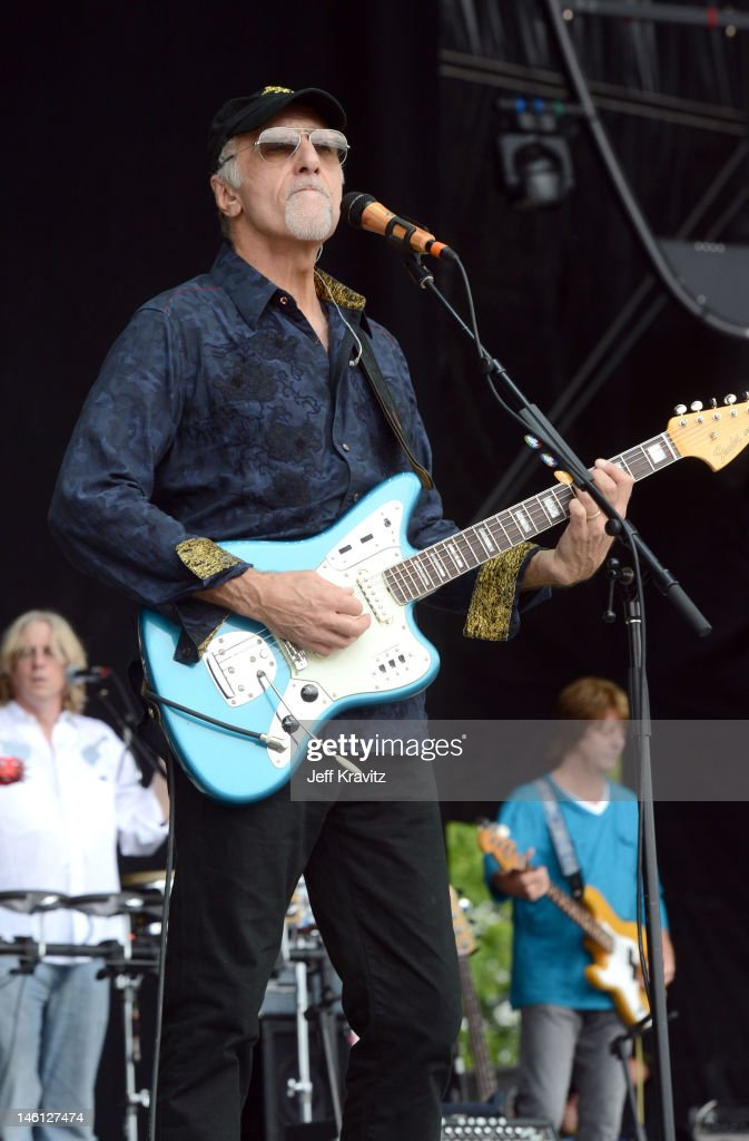 Musician David Marks of The Beach Boys performs onstage during Day 4 of Bonnaroo 2012 on June 10, 2012 in Manchester, Tennessee.