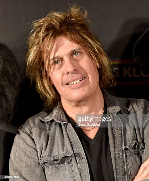 Musician Dean DeLeo of Stone Temple Pilots attends the Adopt the Arts annual rock gala at Avalon Hollywood on January 31 2018 in Los Angeles...