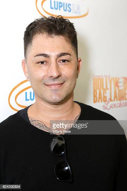 Musician Dennis DeSantis attends the Hollywood Bag Ladies Luncheon at The Beverly Hilton Hotel on November 18 2016 in Beverly Hills California