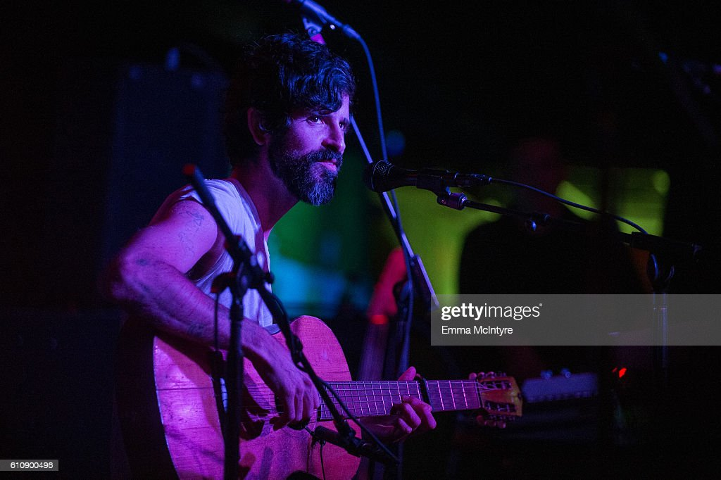 Devendra Banhart Performs At Club Bahia