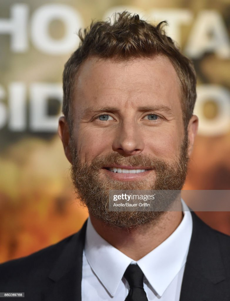 Musician Dierks Bentley arrives at the premiere of 'Only the Brave' at Regency Village Theatre on October 8, 2017 in Westwood, California.
