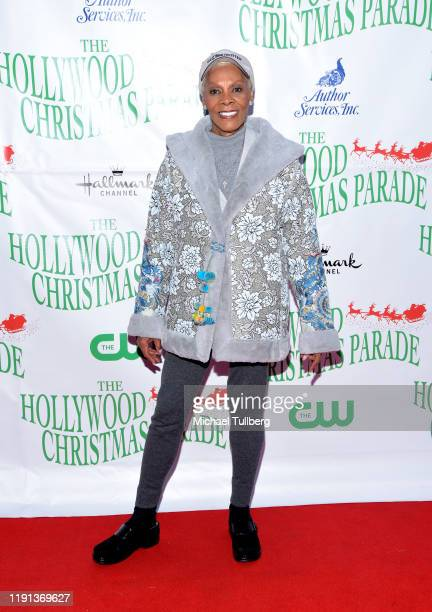 Musician Dionne Warwick attends the 88th annual Hollywood Christmas Parade on December 01 2019 in Hollywood California