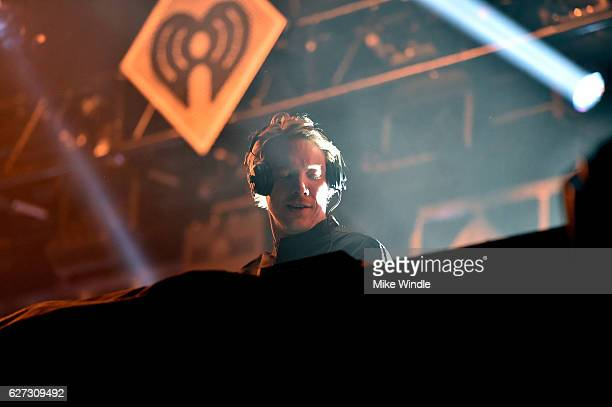 Musician Diplo performs onstage during 1027 KIIS FM's Jingle Ball 2016 presented by Capital One at Staples Center on December 2 2016 in Los Angeles...