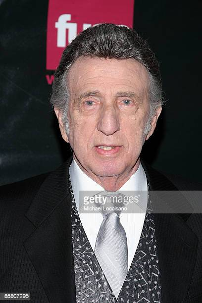 Musician DJ Fontana attends the 24th Annual Rock and Roll Hall of Fame Induction Ceremony at Public Hall on April 4 2009 in Cleveland Ohio
