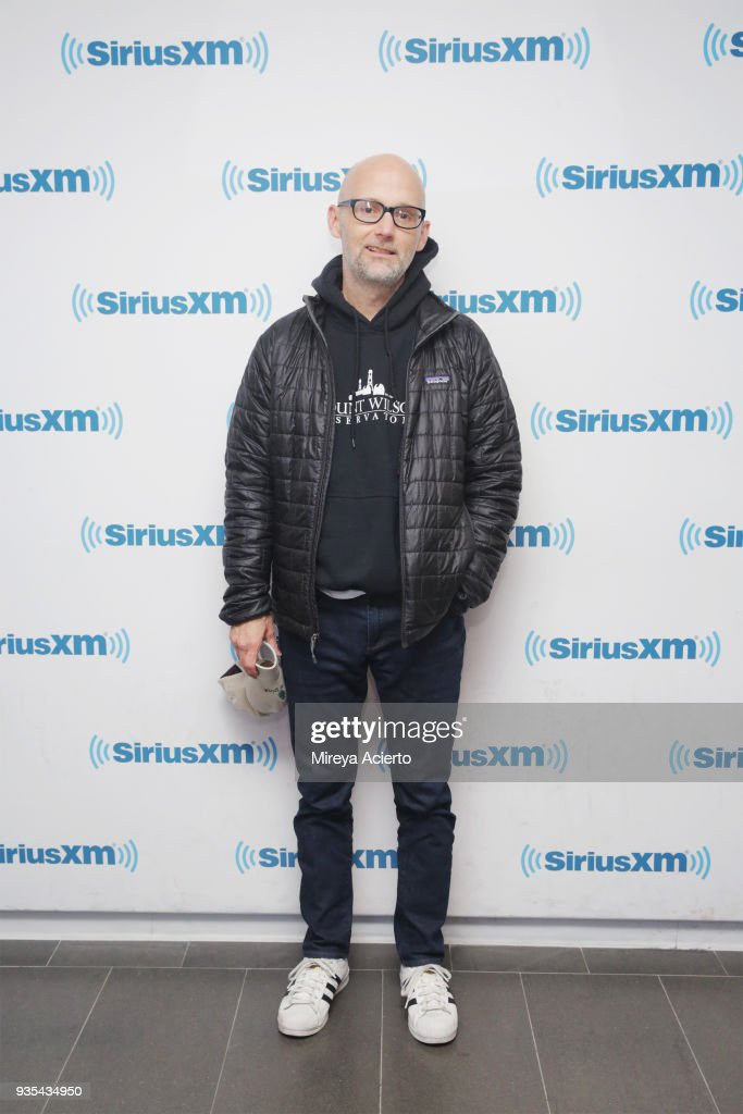 Celebrities Visit SiriusXM - March 20, 2018