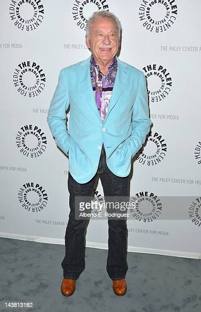 Musician Doc Severinsen attends a screening of the PBS documentary American Masters Johnny Carson King of Late Night at The Paley Center for Media on...