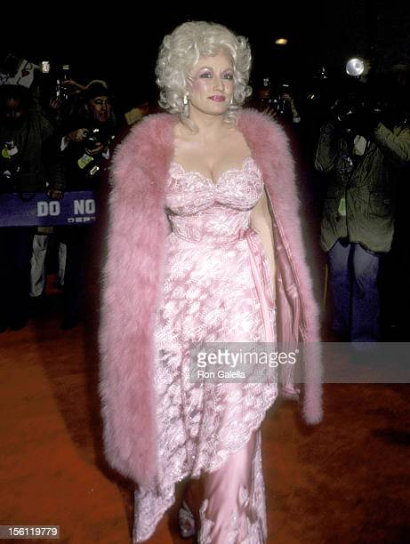 Musician Dolly Parton attends the 'Nine to Five' New York City Premiere on December 14 1980 at Sutton Theater in New York City New York