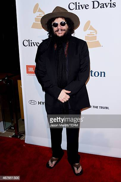 Musician Don Was attends the PreGRAMMY Gala and Salute To Industry Icons honoring Martin Bandier at The Beverly Hilton Hotel on February 7 2015 in...
