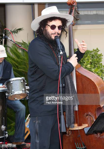Musician Don Was attends the Ringo Starr Peace Love birthday celebration at Capitol Records Tower on July 7 2017 in Los Angeles California