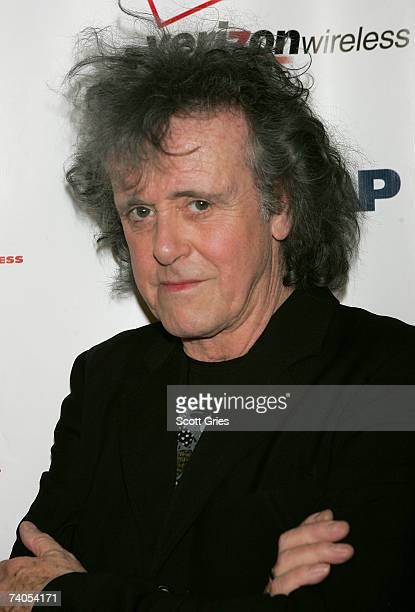 Musician Donovan poses at the ASCAP Tribeca Music Lounge held at the Canal Room during the 2007 Tribeca Film Festival on May 2 2007 in New York City