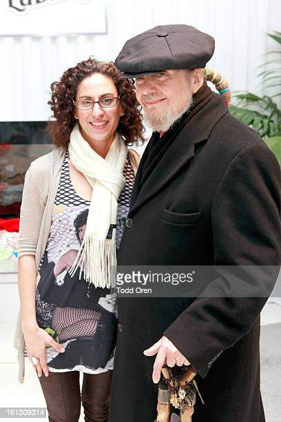Musician Dr John attends the GRAMMY Gift Lounge during the 55th Annual GRAMMY Awards at STAPLES Center on February 9 2013 in Los Angeles California