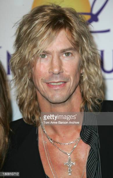 Musician Duff McKagan attends the 2008 Clive Davis PreGRAMMY party at the Beverly Hilton Hotel on February 9 2008 in Los Angeles California