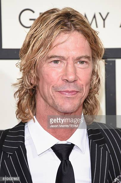 Musician Duff McKagan attends The 58th GRAMMY Awards at Staples Center on February 15 2016 in Los Angeles California