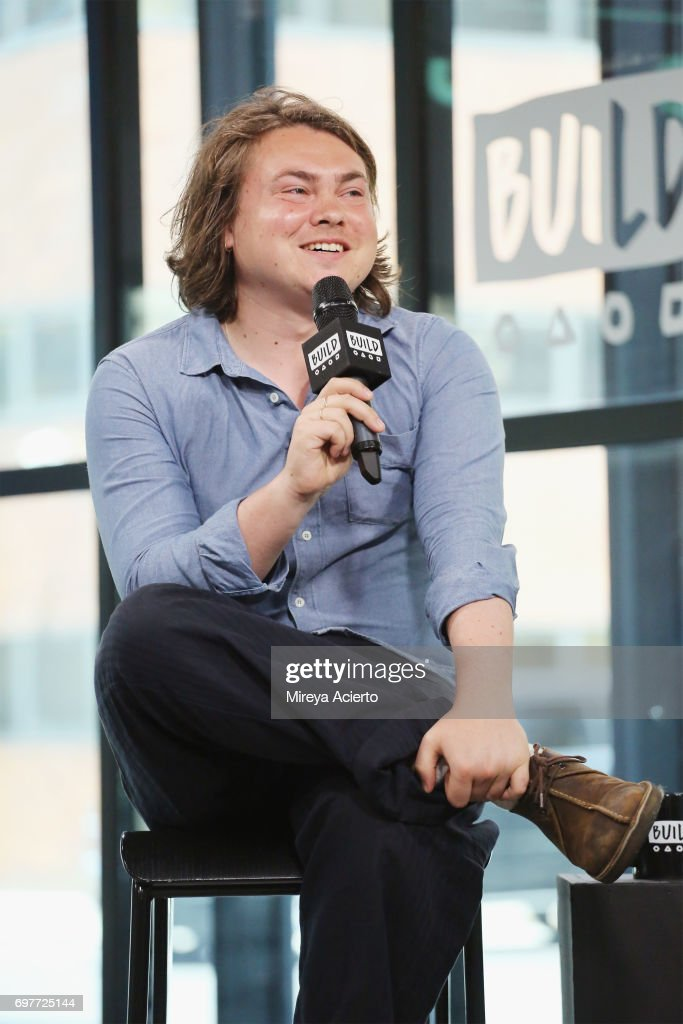 Musician Ed Nash of Toothless visits Build to discuss the band's debut album, 'The Pace of Passing' at Build Studio on June 19, 2017 in New York City.
