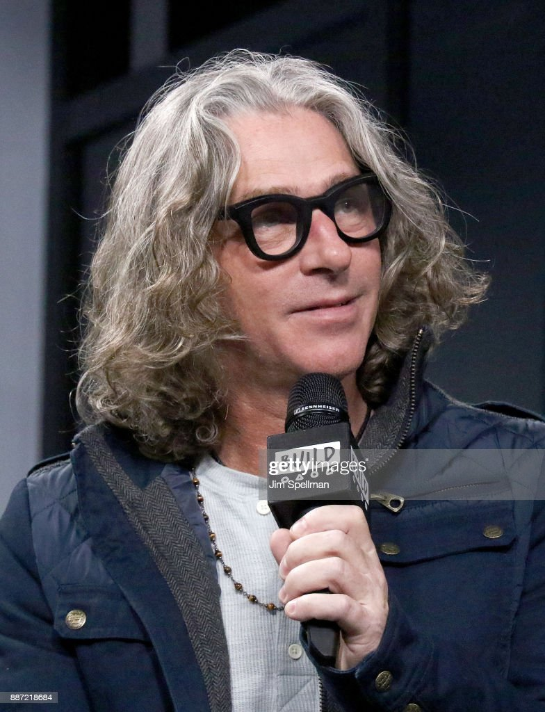 Musician Ed Roland from the band Collective Soul attends Build at Build Studio on December 6, 2017 in New York City.