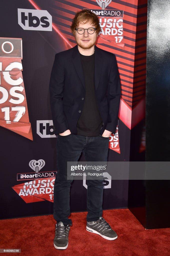 2017 iHeartRadio Music Awards - Arrivals