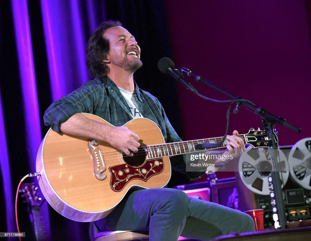 Citi Sound Vault Presents Eddie Vedder