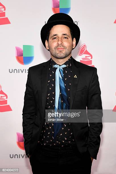 Musician Eduardo Cabra attends The 17th Annual Latin Grammy Awards at TMobile Arena on November 17 2016 in Las Vegas Nevada