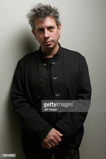 TORONTO ONTARIO SEPTEMBER 10 Musician Elliot Goldenthal of Across The Universe at the 2007 Diesel Portrait Studio Presented by Wireimage and Inside...