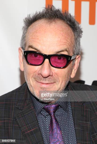 Musician Elvis Costello attends the premiere of Film Stars Don't Die In Liverpool during the 2017 Toronto International Film Festival at Roy Thomson...