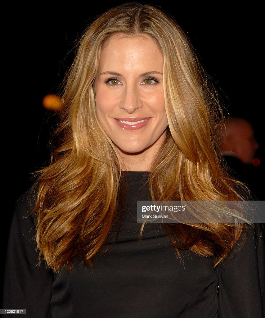 Musician Emily Robison of the Dixie Chicks arrives at Runnin' Down A Dream: Tom Petty and The Heartbreakers premiere held in Burbank, California on October 2, 2007.