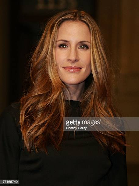Musician Emily Robison of the Dixie Chicks attends the world premiere of 'Runnin' Down A Dream' at the Steven J Ross Theater at Warner Bros Studios...