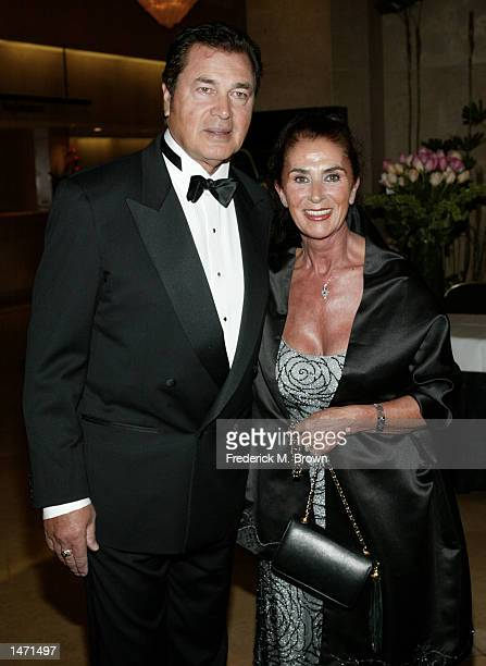 Musician Engelbert Humperdinck and his wife Patricia attend the Associates for Breast and Prostate Cancer Studies13th Annual Gala at the Beverly...