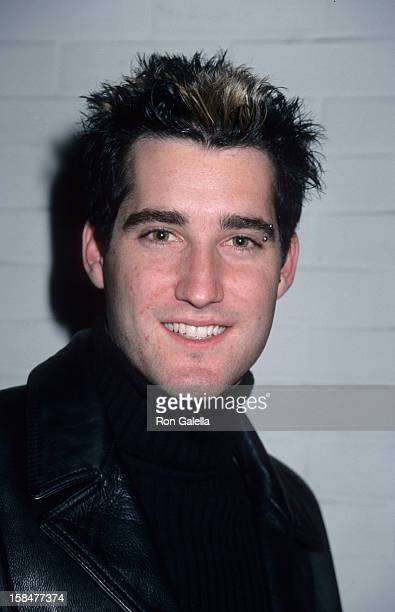 Musician Eric Stretch of No Authority attends the party for Henry Diltz Hosted by Miramax on November 30 2000 at the Hard Rock Cafe in Los Angeles...