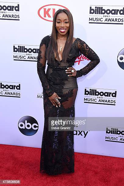 Musician Estelle attends the 2015 Billboard Music Awards at MGM Grand Garden Arena on May 17 2015 in Las Vegas Nevada