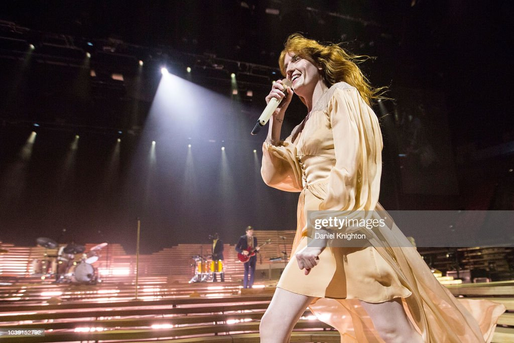 Florence & The Machine In Concert - San Diego, CA