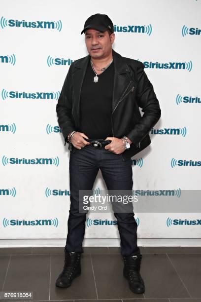 Musician Frank Reyes visits the SiriusXM Studios on November 20 2017 in New York City