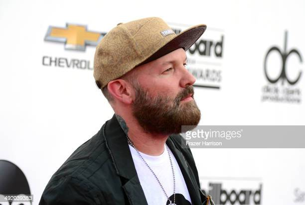 Musician Fred Durst attends the 2014 Billboard Music Awards at the MGM Grand Garden Arena on May 18, 2014 in Las Vegas, Nevada.