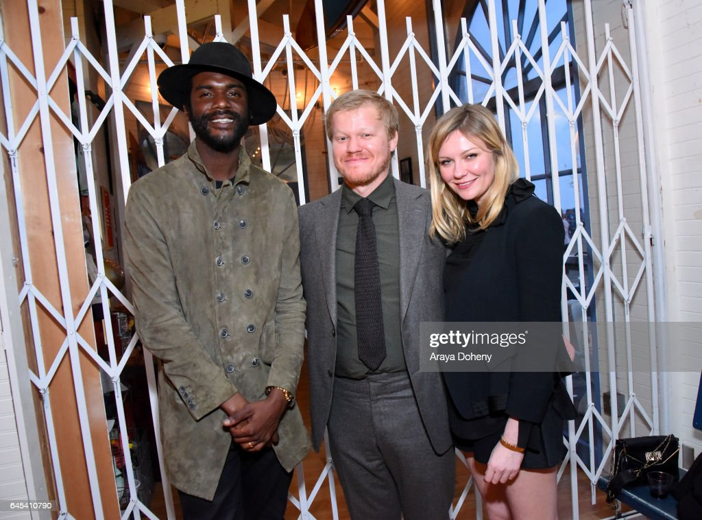 2017 Film Independent Spirit Awards  - Private Reception : Foto jornalística