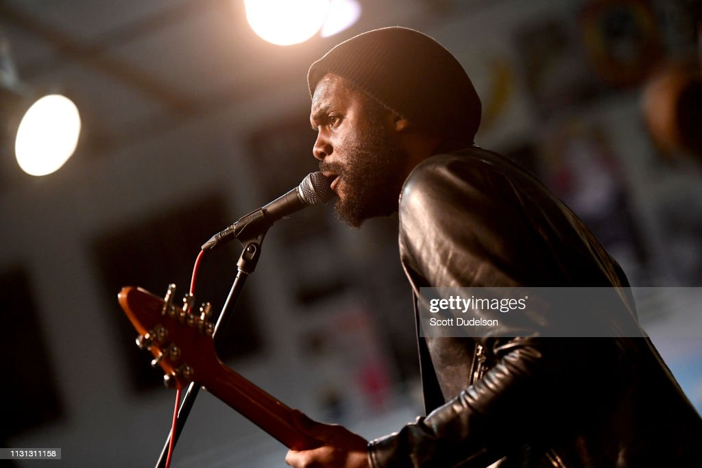 CA: Gary Clark Jr In Concert - Los Angeles, LA